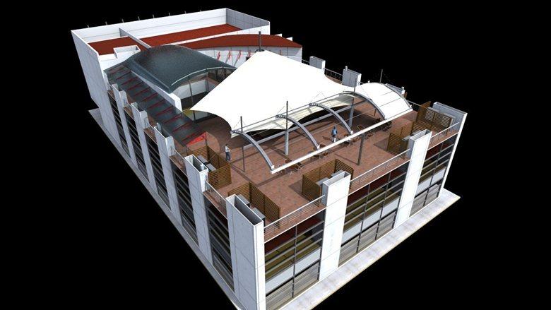 remodelación centro cultural Villahermosa Tabasco