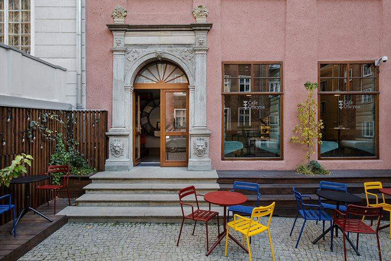 Cafe Oficyna