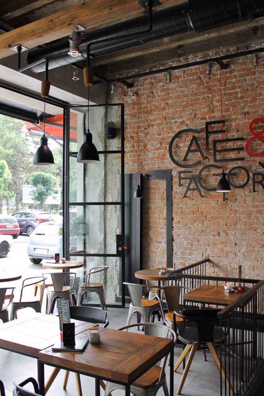 Cafe & Factory 8 Belgrade