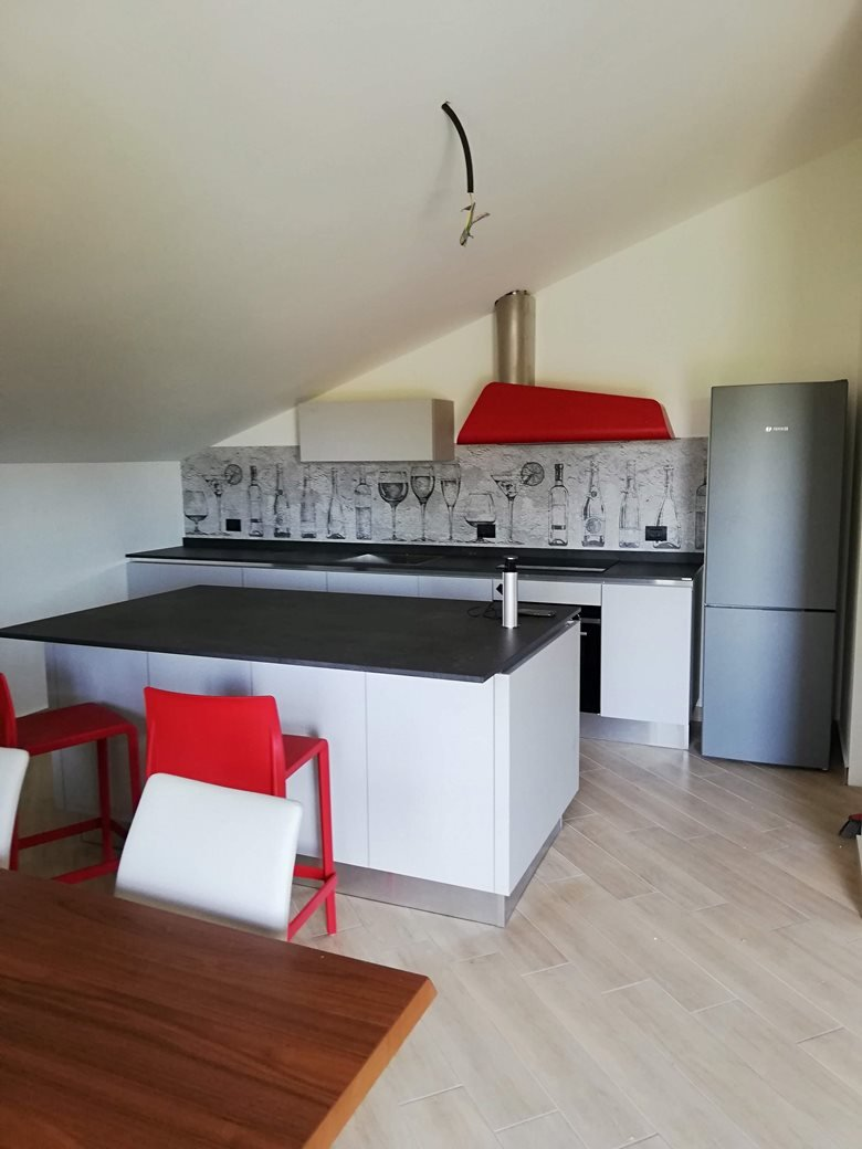Appartamento in mansarda a Caselle Landi (LO)