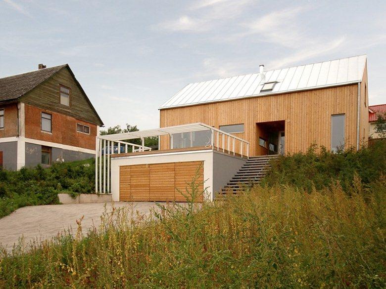 House in Viljandi