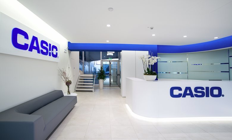 New CASIO offices