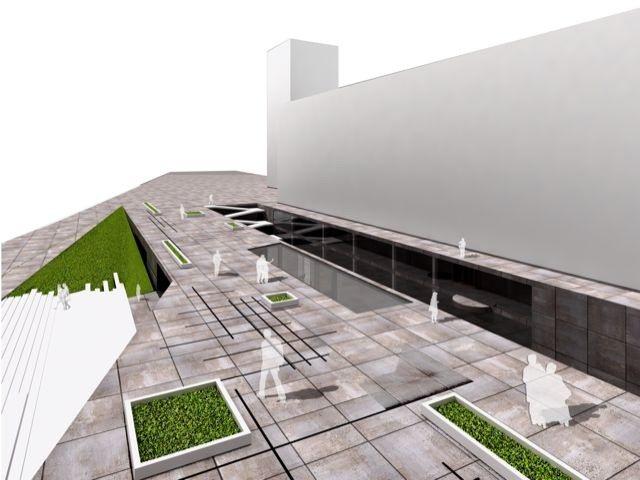 Medellín multifuntional building