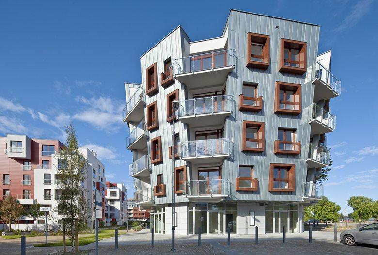 Multi-family House Gdańsk Garnizon