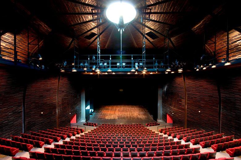 Théâtre et conservatoire de musique