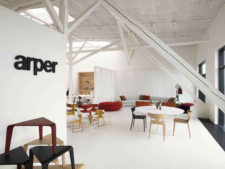 Arper Showroom - Copenhagen