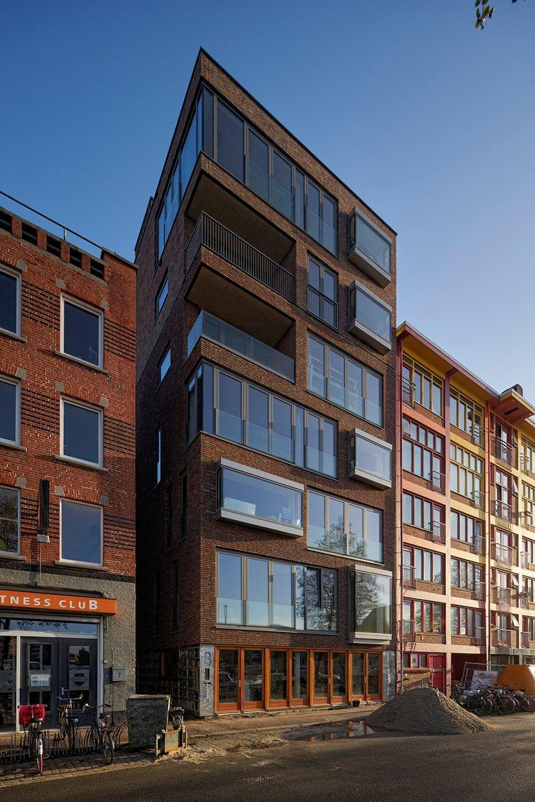 Cohousing Oorsterkade NL