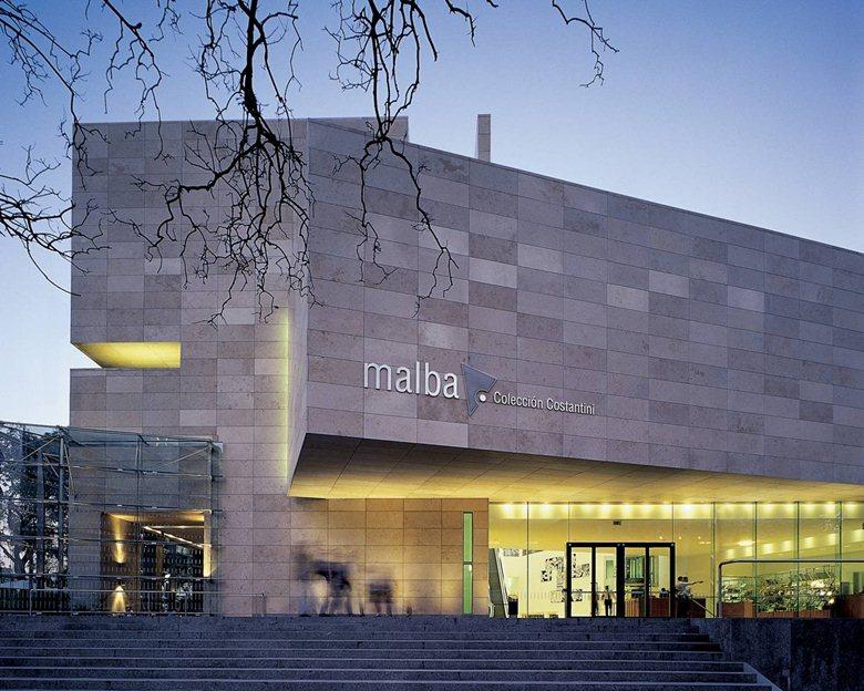 MALBA - Museo de Arte Latino Americano