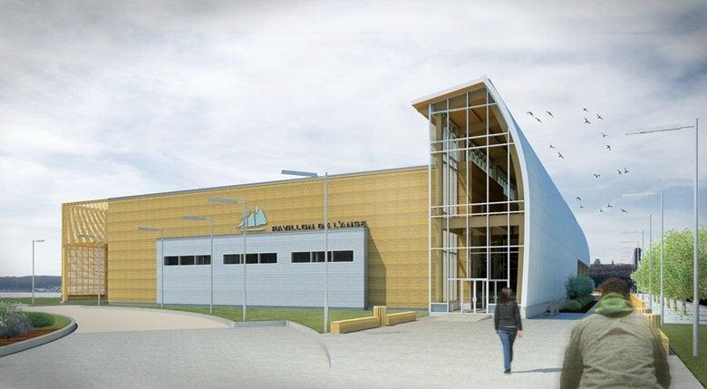 Pavillon de l'Anse | Cove Pavilion