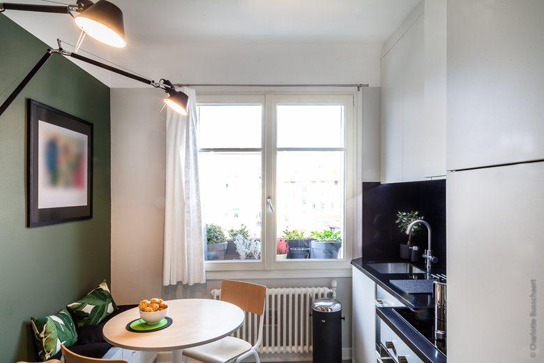 GRAND changement pour une petite cuisine