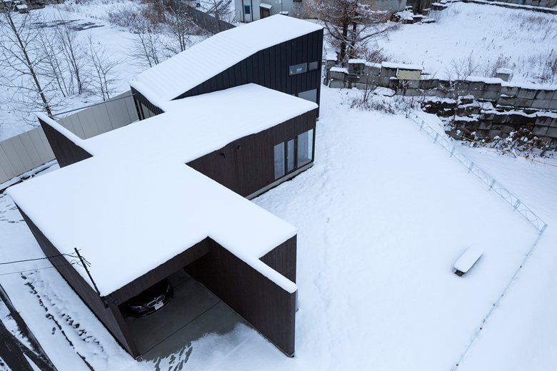 Zigzag House by a.a.d