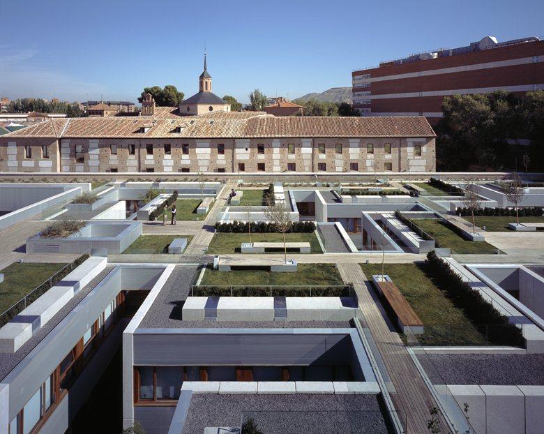 Nuevo Parador De Alcalà en el Colegio de Santo Tomàs