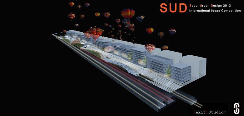 Seoul Urban Design 2013