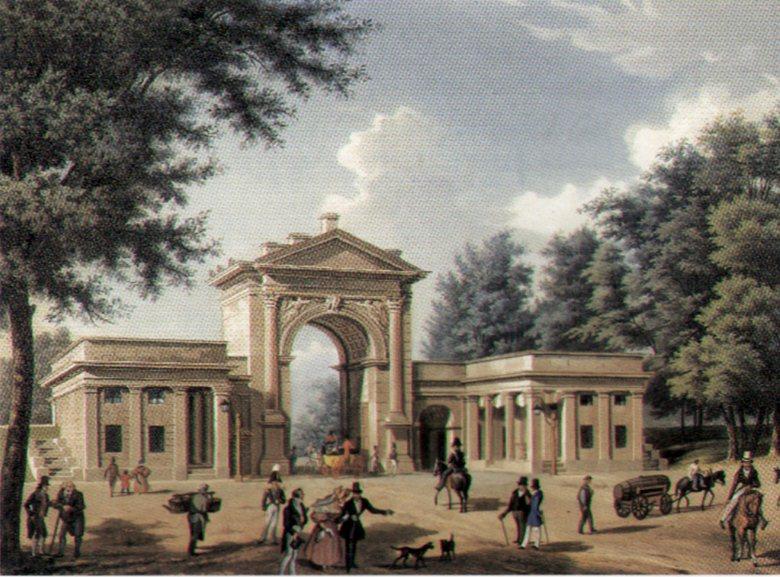 Casello daziario di Porta Nuova