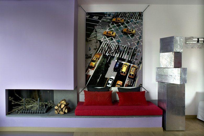 Casa d'artista Forme d'arte Italia
