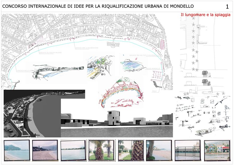 Riqualificazione urbana di Mondello