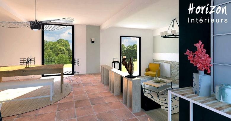 Architecture intérieure - Immobilier
