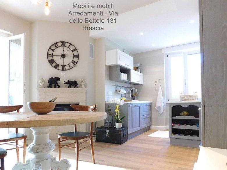 Cucina e zona living modello Agnese marchio Cucine Lube   LUBE ...
