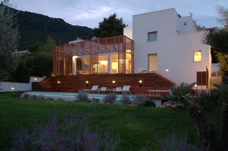 House in Circeo