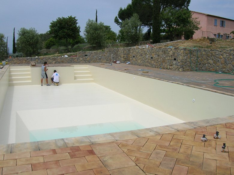 CANTIERE PISCINA