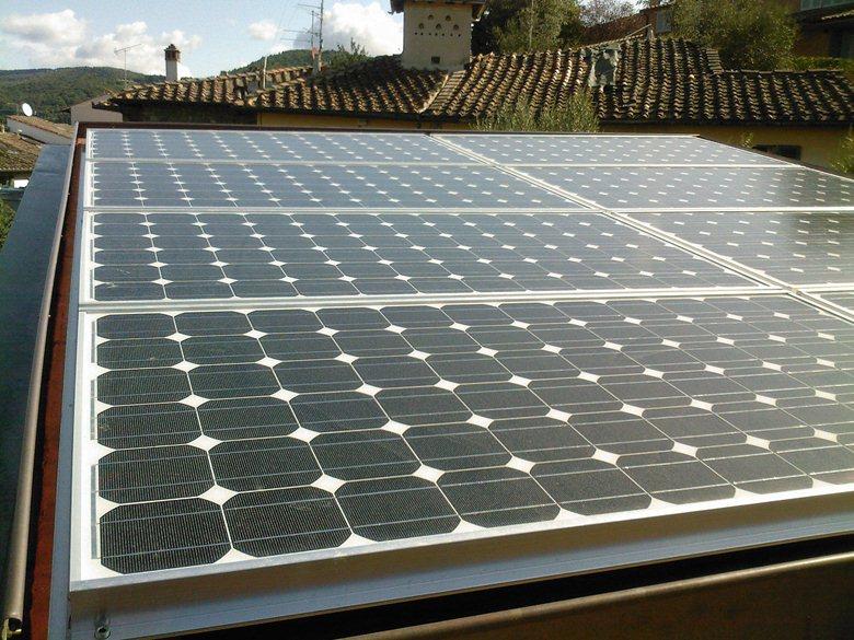 Impianto Fotovoltaico TuttoTetto Fiesole