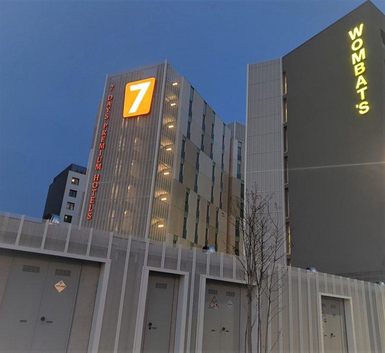 Complesso con 4 nuovi Hotel e 2 Parcheggi Multipiano nei pressi della stazione di Venezia Mestre