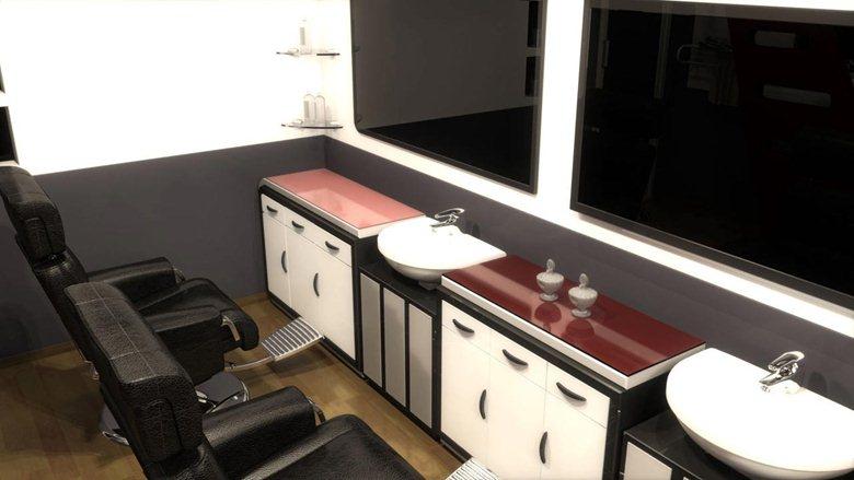 FOXNAS: Salon de coiffure moderne   Yahaya Nassirou