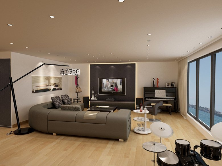 CONDO Interior by LIMITLESS