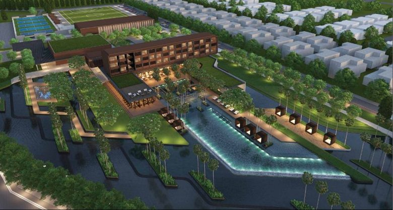 Largest Plotted Development in Bangalore