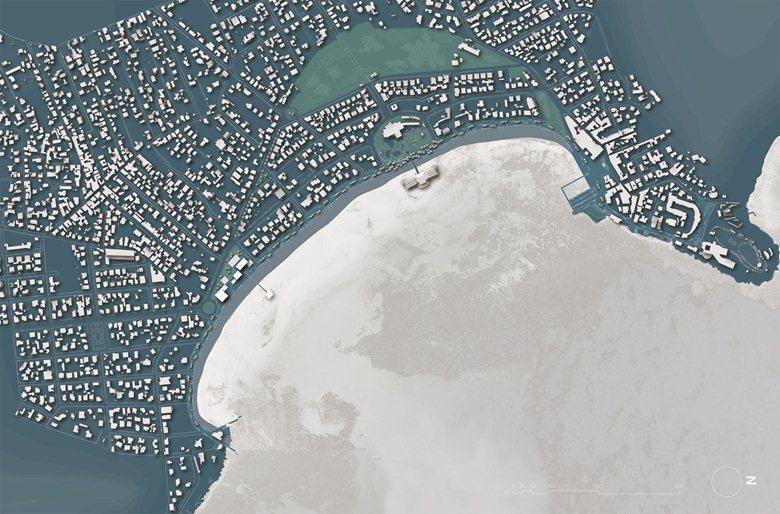 Riqualificazione urbana di Mondello - fra linea di costa e Pantano