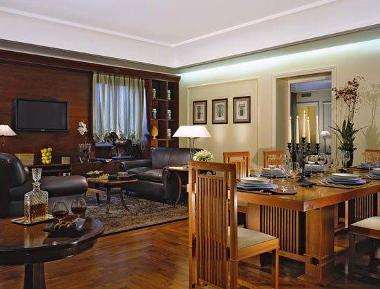 Progetto di restauro Hotel Centrale Palace