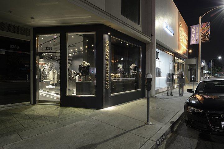 Gabriele Pasini Flagship Store - Los Angeles