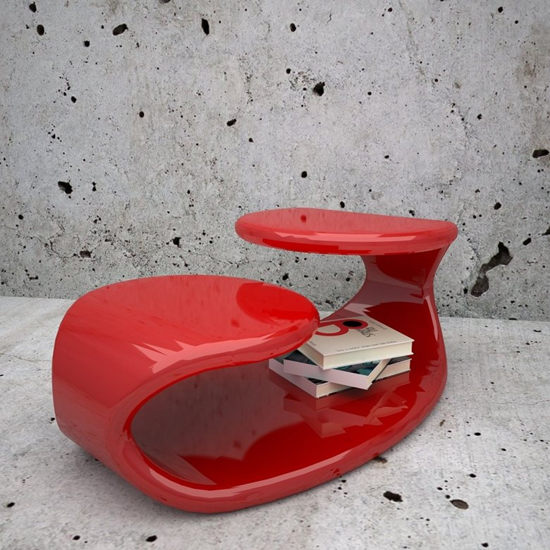 BAIZO' - coffee table