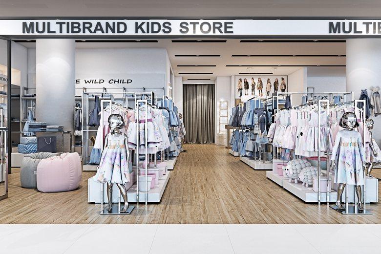 ddf9e31ae1 Multibrand kids store. TSUM Kiev