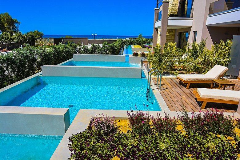 Creta Dream Royal hotel extension