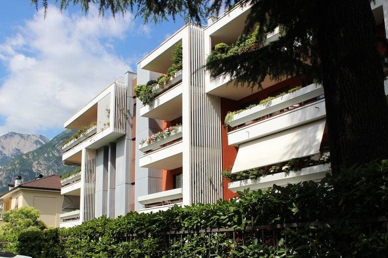 "Edificio residenziale ""Le Magnolie"""