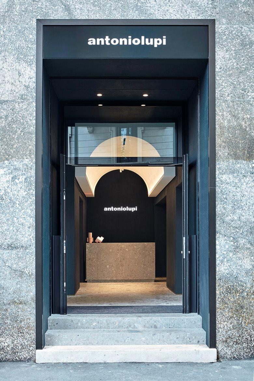 antoniolupi showroom in Porta Tenaglia | Calvi Brambilla