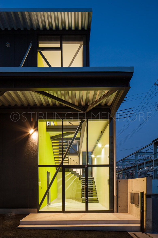 KT Architects Kobe Factory