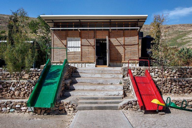 Abu hindi school playground