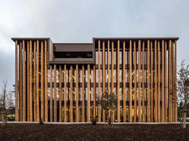 Hohes Holz | New office and administrative buildings for the Ziegler Group