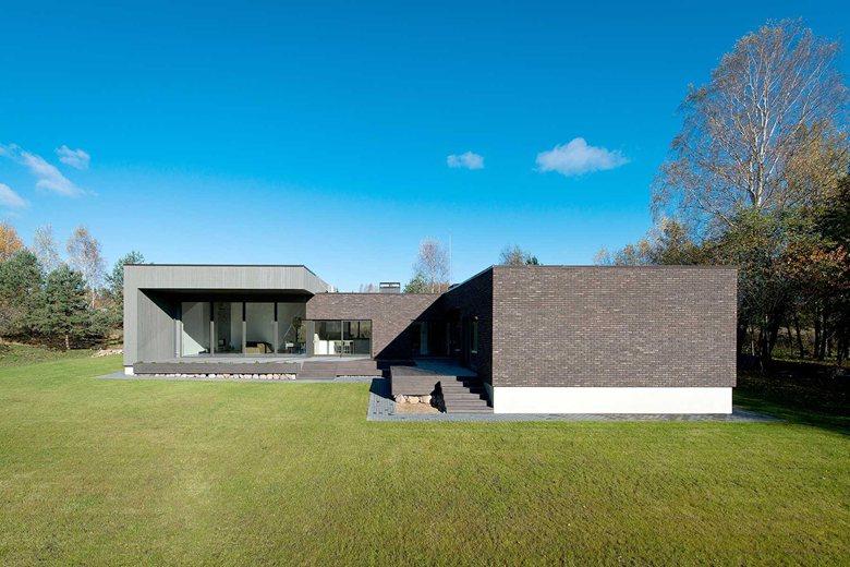 Villa L | Modern residence in Vilnius