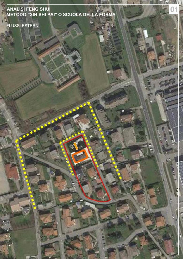 Armonizzazione di un abitazione a Bottanuco (BG)
