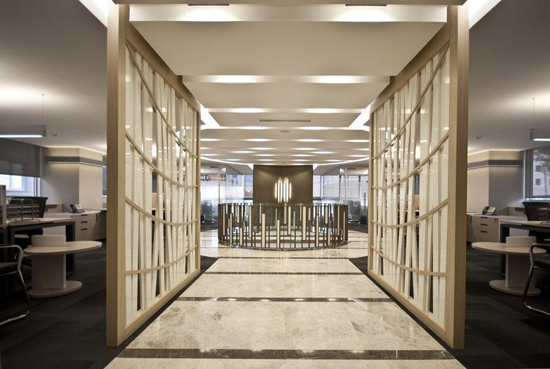 Role Technique Office by EDDA Architecture