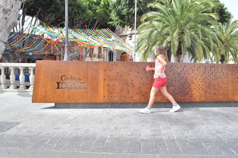 Calle de Arriba y Calle de Abajo en el entorno de la Plaza de la Iglesia