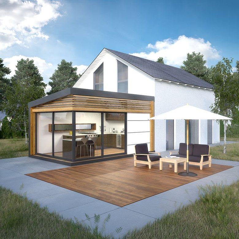 Extension de maison COZYHOME