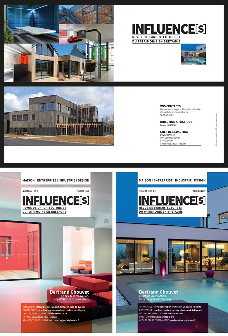 Magazine Influence[s]