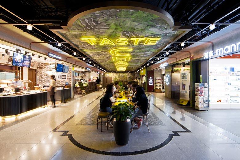 K11 MUSEA Taste Chamber