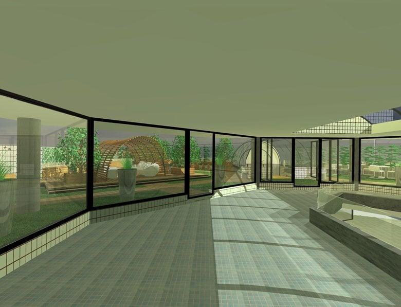proposta progettuale attico