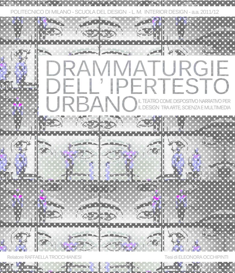 Drammaturgie dell'ipertesto urbano