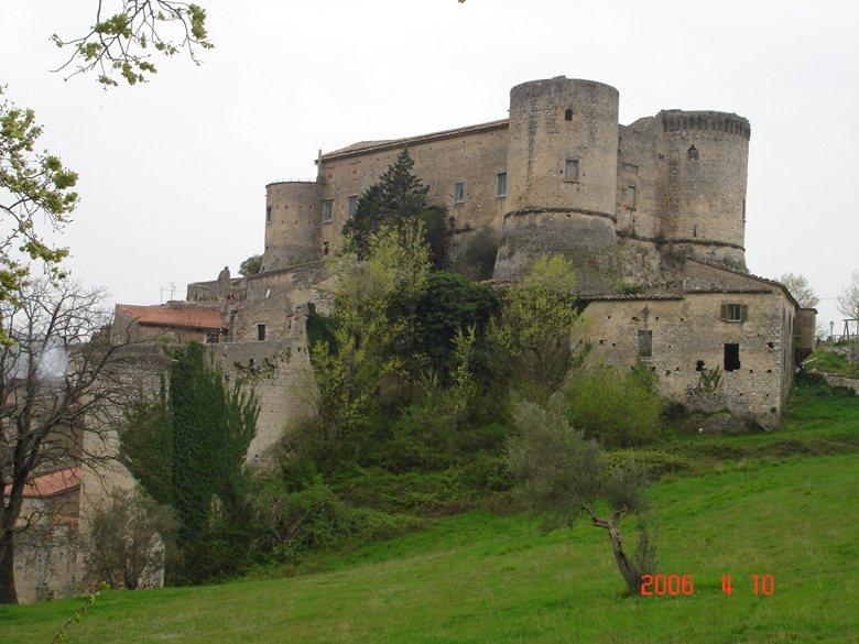 Recupero del Borgo Medioevale di Prata Inferiore Nel Comune di Prata Sannita Ce